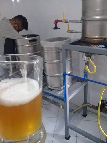 Plantas De Elaboración De Cerveza Artesanal
