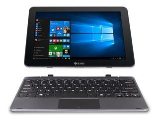 Tablet Pc 2en1 10.1 Exo Wings K1822 X5-z8300 2gb 32gb Win10