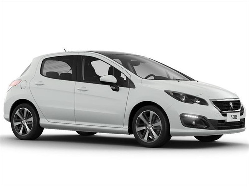 Peugeot 308 Allure Hdi 0km, Contado - Financiado