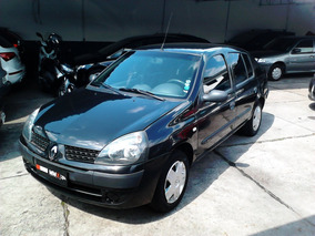 Renault Clio 1.6 Expression Sedan 16v Gasolina 4p Manual