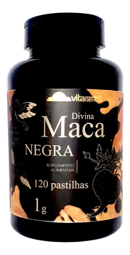 maca negra o maca peruana