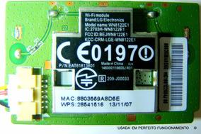 Placa Wi-fi Eat61813801 Tv Lg 32lb580b Eat61813801