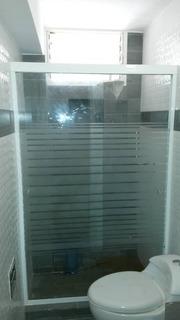 Fabrica De Puertas Para Baños (duchas) En Cristal Templado