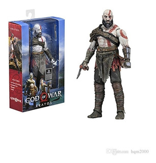 God Of War - Kratos - Play 4 - Neca - It - Fortnite - Aliens
