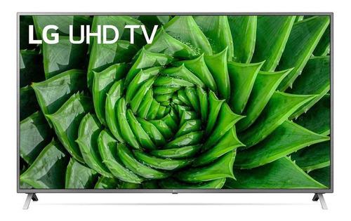 Imagem 1 de 6 de Smart Tv LG Ai Thinq 82un8000psb Led 4k 82  100v/240v