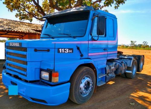 Imagem 1 de 15 de Scania T 113h 360 1994 6x2 (oportunidade Única)