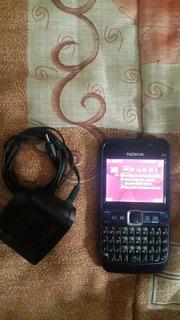 Celular Nokia E63 En Buen Estado!! 20v