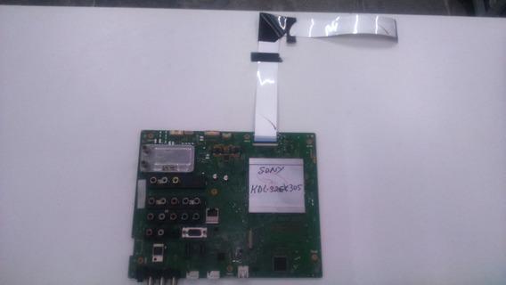 Placa Principal Sony Kdl-32bx305 Kdl-32ex305 + Flat Foto Da Tv