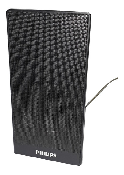 Caixa De Som Home Theater Philips Cs 3445 E Frontal E