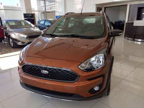 Ford Ka 1.5 Freestyle Financiacion 100% 2021