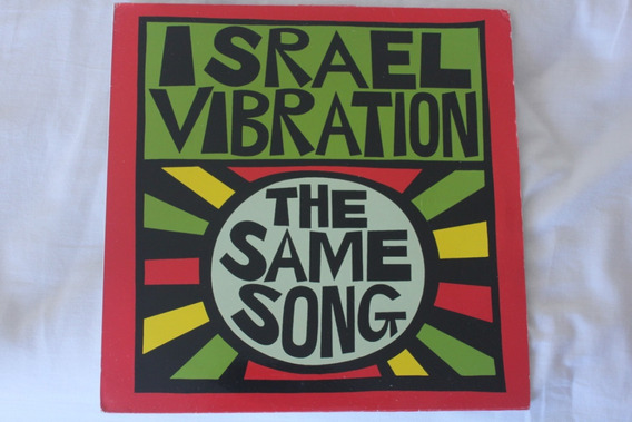 Lp - Israel Vibration - The Same Song, 1995
