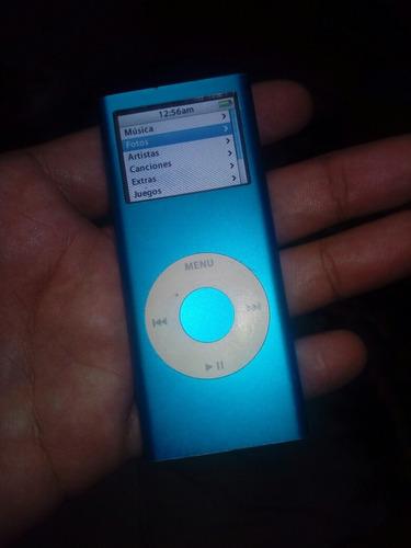 Imagen 1 de 3 de iPod Nano 2da 4gb Generación