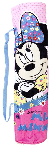 Silla Plegable Camping Minnie Disney
