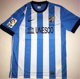 Camisa Málaga De Jogo 2013/2014 #roquesantacruz #original #9