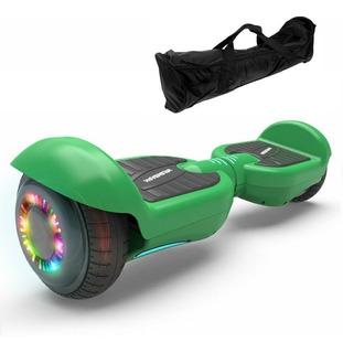 Hoverboard Hoverstar Patineta Electrica Luz Led Con Mochila