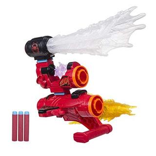 Spiderman Nerf Ensamblador Gear Figura Accesorio