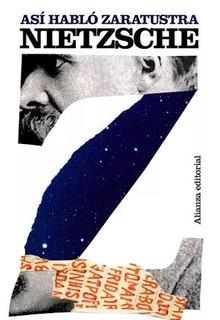 Libro Asi Hablo Zaratustra De Friedrich Nietzche