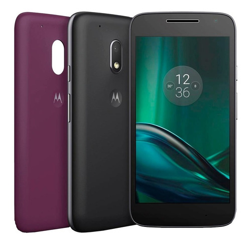 Smartphone Moto G4 Play Dtv Xt1603 16gb Anatel Garantia