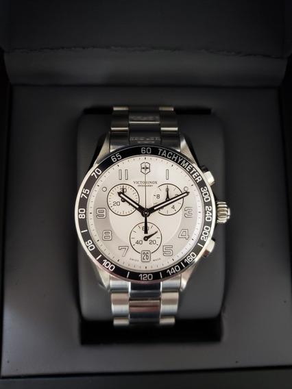 Relógio Victorinox Cronograph/ Promoção De 3k Por 1,7 K