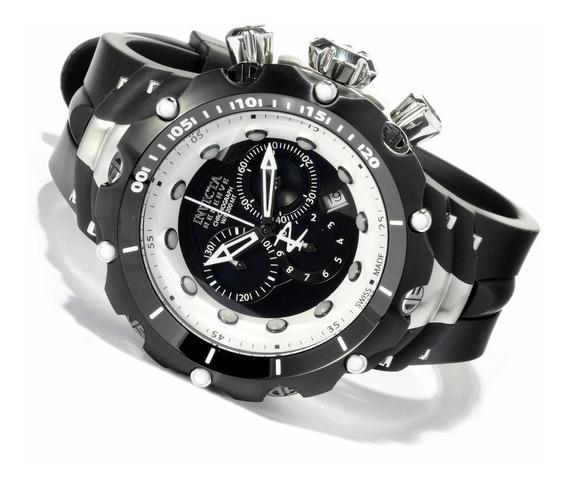 Relógio Invicta Venom Reserve Cronografo 11708 Aço E Preto