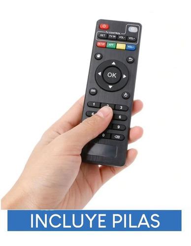 Imagen 1 de 2 de Control Remoto Tv Box Android X96mini Tx2 Universal