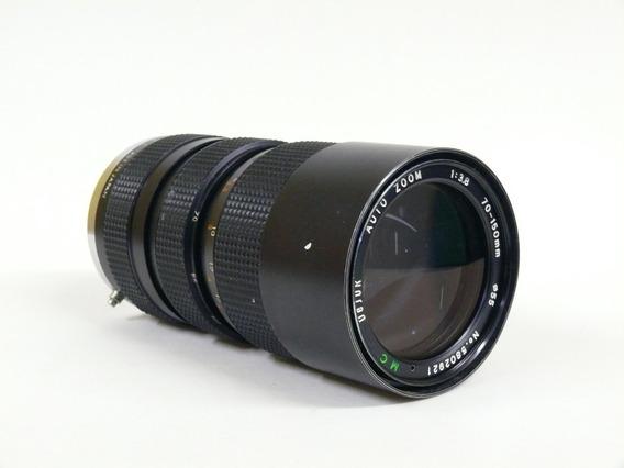 Objetiva Dejur P/ Olympus Om 70-150mm 1:3.8