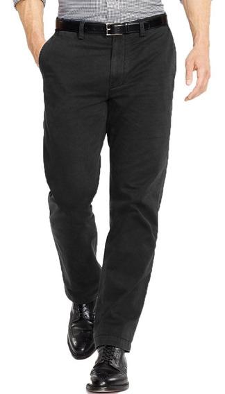Pantalon Ralph Lauren 58 X 32 Classic Fit Sin Pinzas 5xl