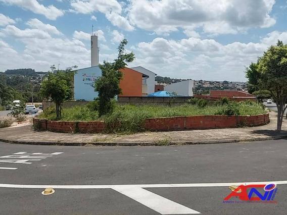 Terreno De Esquina À Venda, Parque Gabriel, Hortolândia. - Te0030