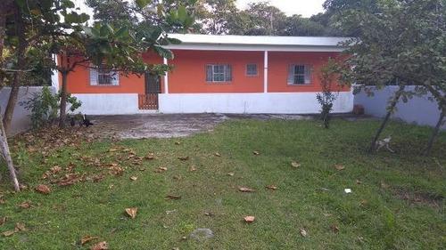 Casa Com 10 Vagas Na Garagem Lado Serra Itanhaém - 3015