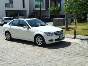 Mercedes-benz Clase C 1.8 200 K Aut