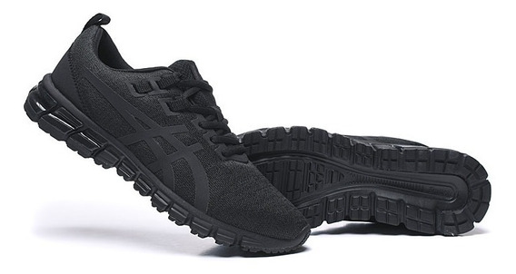 Zapatillas Asics Gel Quantum Infinity Negro Entero 40/45/ 19