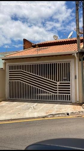 Casa Para Venda Em Tatuí, Vila Doutor Laurindo, 2 Dormitórios, 1 Suíte, 2 Banheiros, 2 Vagas - 808_1-1763135