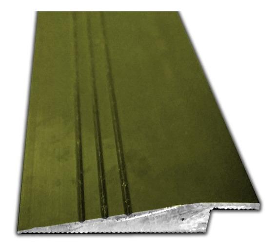 Perfil Arremate / Redutor Em Alumínio P/ Piso Vinílico 3mm
