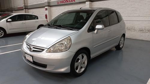 Imagen 1 de 15 de Honda Fit 2007 1.5 Lx Cvt