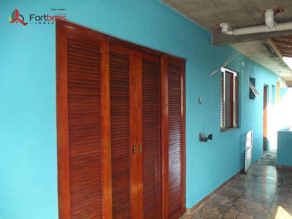 Casa Com 2 Dormitórios Para Alugar, 80 M² Por R$ 780,00/mês - Vera Tereza - Caieiras/sp - Ca0665