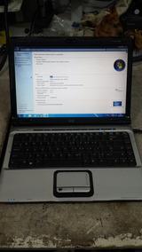 Botebook Hp Dv 2000 Dual Core 2gb Hd 160gb
