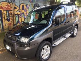Fiat Doblo 1.8 Adventure 5p Nova
