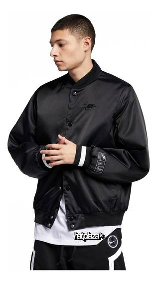 Hat Plaza Campera Nike Sportswear Air Woven Bomber Jacket