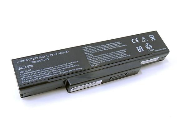 Bateria Notebook - Clevo M665 - Preta