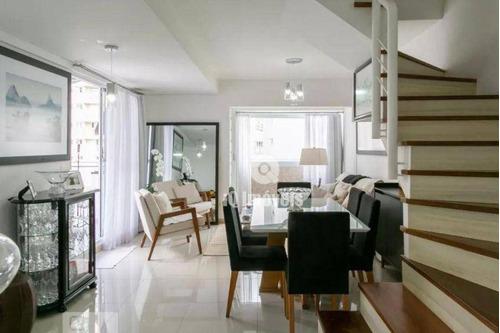 Imagem 1 de 30 de Cobertura Com 3 Dormitórios À Venda, 130 M² Por R$ 1.950.000,00 - Bela Vista - São Paulo/sp - Co0020