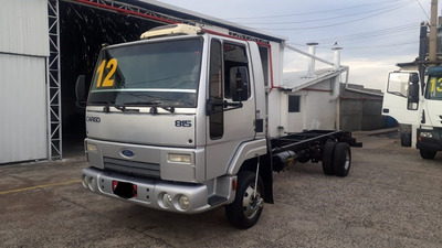 Mercalf - Ford Cargo 815 N 2011/2012 Chassi (cód3014)