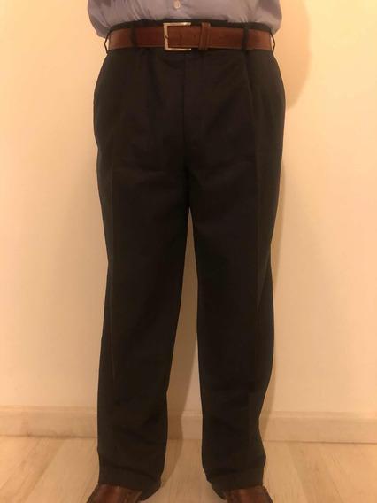 Pantalón Hombre Yves Saint Laurent Talle 48 ( 56 De Traje)