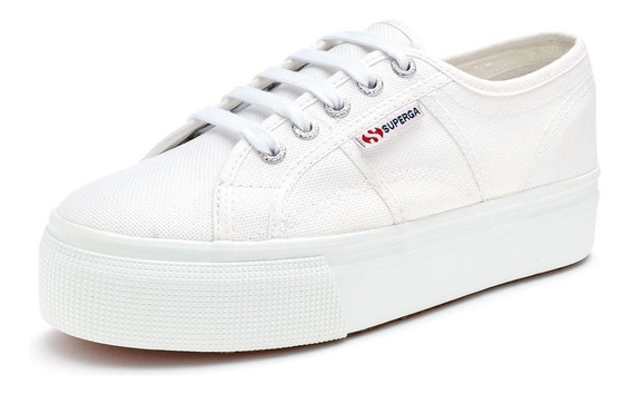 Superga Plataforma 2790-acotw Linea Up And Down