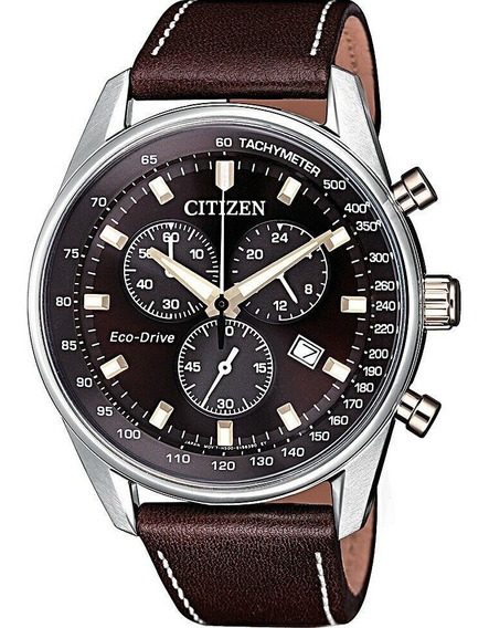 Reloj Citizen Eco-drive Hombre Global Collection At2396-27x