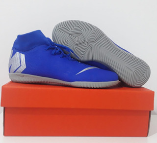 Chuteira Nike Mercurial Superfly 6 Academy Nf Brinde Meião