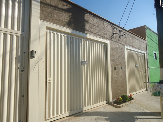 Ótimo Casa Geminada Para Venda, Vale A Pena Conferir, Primeira Habitação! - Fz1235