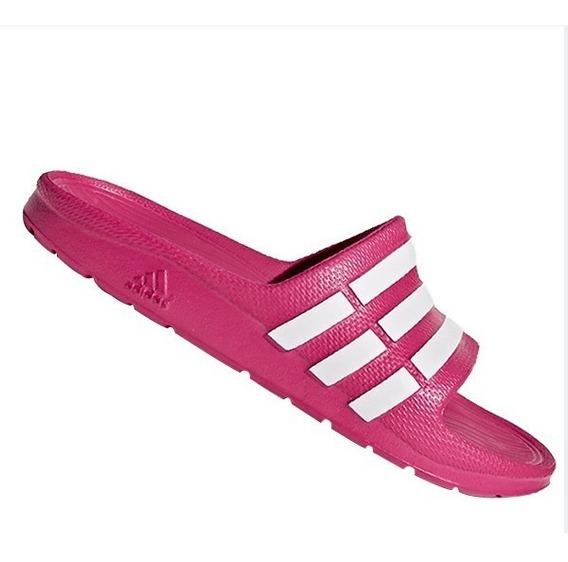 Chinelo Sandália Infantil adidas Duramo Rosa G06797 Original