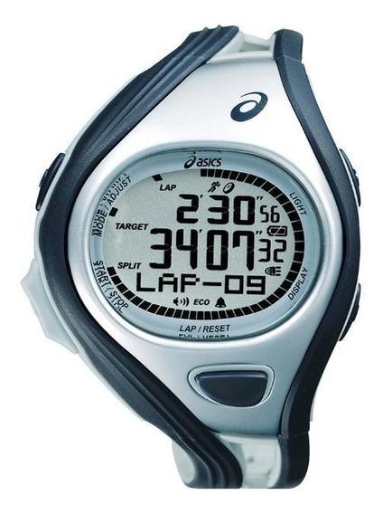 Relógio De Pulso Asics Challenge Super - Prata/azul