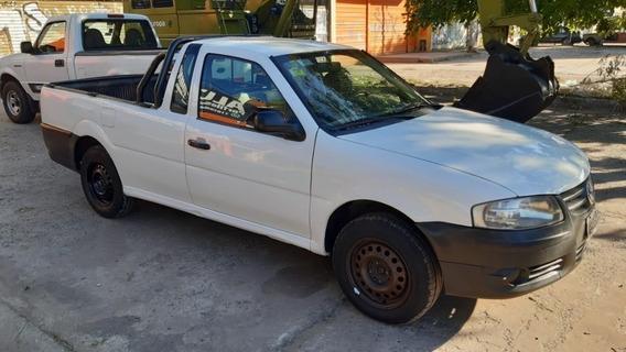 Volkswagen Saveiro 1.9 Sd 2007 Diesel.