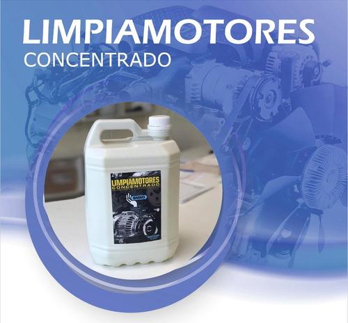 Imagen 1 de 4 de Limpia Motores Concentrado Garivo - Desengrasante Motores